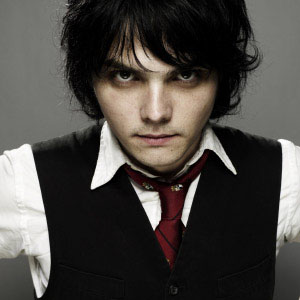 gerard way 2012 